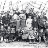 Mt Sidney School, Student Picture, Year Unknown