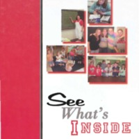 Medora High School Yearbook 2007-2008