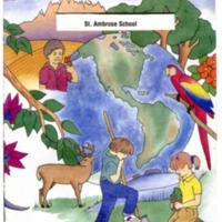 St. Ambrose School Yearbook 1993-94