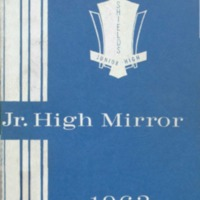 Jr. Hi. Mirror 1962 1963