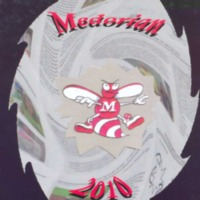 Medora High School Yearbook 2009-2010