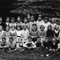 Freetown School, Student Picture, 1921