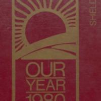 Seymour Shields Junior High School Yearbook 1979-1980
