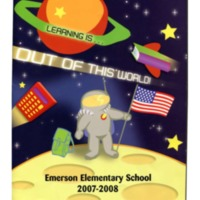 Emerson Elementary Yearbook 2007-08