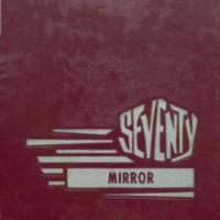 Seymour Shields Junior High School Yearbook 1969-1970