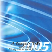 Trinity Lutheran High School Yearbook 2005