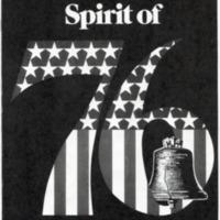 Washington Elementary Yearbook 1975-76