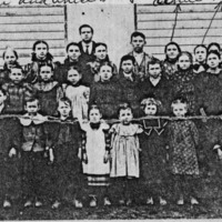 Mt Sidney School, Student Picture, 1894