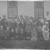 Houston School, Student Picture, 1906