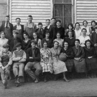 Freetown School, Class of 1920, Student Picture