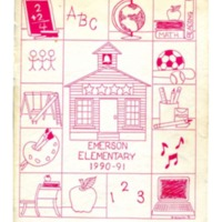 Emerson Elementary 1990-91