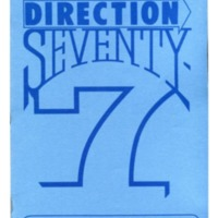Direction Seventy-7...Brownstown Central Middle School