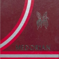 Medora High School Yearbook 1981-1982