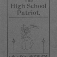 The High School Patriot - Thanksgiving Number