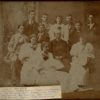 Brownstown High School Class of 1895
