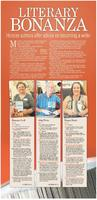 Author Fair article in the Seymour Tribune August 2014